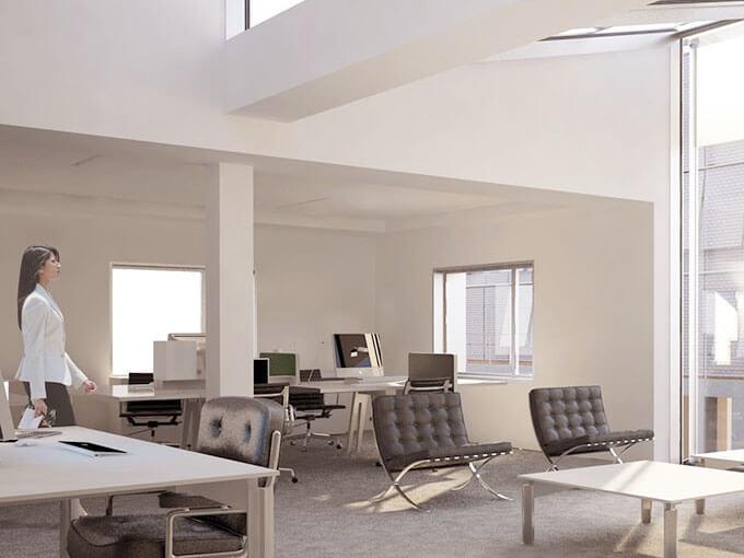 plafond chauffant hydraulique